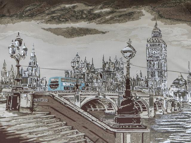 Мебельная ткань Лондон купить