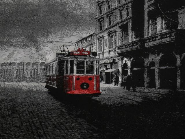 Мебельная ткань Трамвай купить