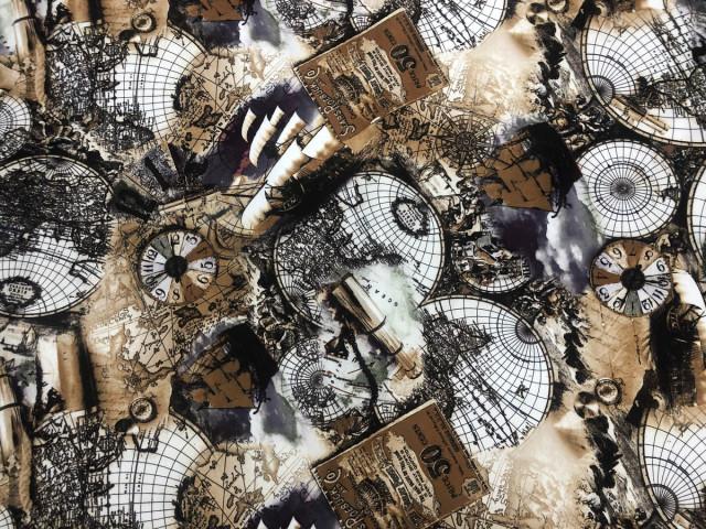 Мебельная ткань Мапс 12821 купить