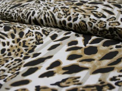 Бязь леопард