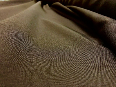 Габардин коричневый