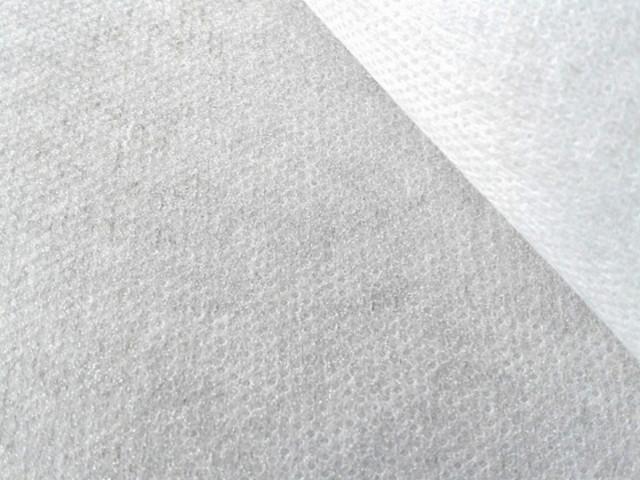 Подкладочная ткань Флизилин 17г/м.кв Белый купить