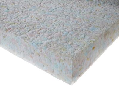 Поролон вторичновспененный листовой (60кг\м.куб) (2м)