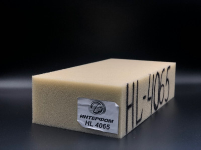 Поролон листовой HL  40-65