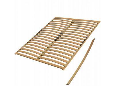 Каркас с ламелями деревянный (шаг 60мм)