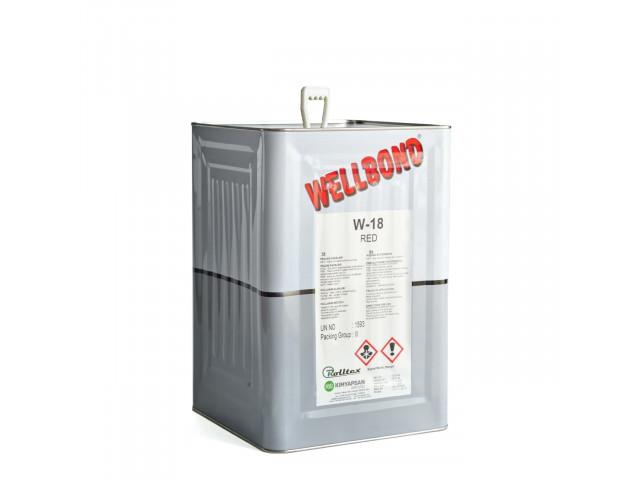 Расходные материалы Клей (Велбонд) WELLBOND W-18  (негорючий) купить