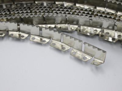 Лента металл для потайного шва